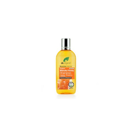 DR ORGANIC MANUKA HONEY SHAMPOO 265ML