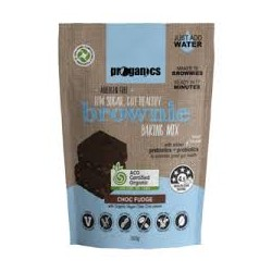 PROGANICS BROWNIE BAKING MIX 300G