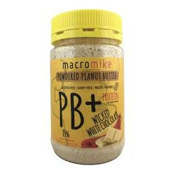 MACROMIKE POWDERED PEANUT BUTTER CHEEZECAKE 180G