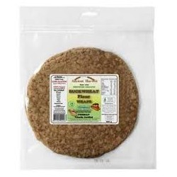 ANCIENT HARVEST BUCKWHEAT WRAPS FODMAP FRIENDLY 200G