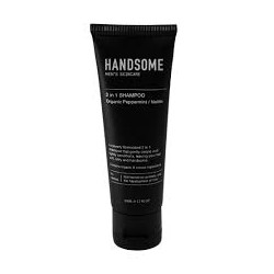HANDSOME 2 IN 1 SHAMPOO PEPPERMINT 50ML