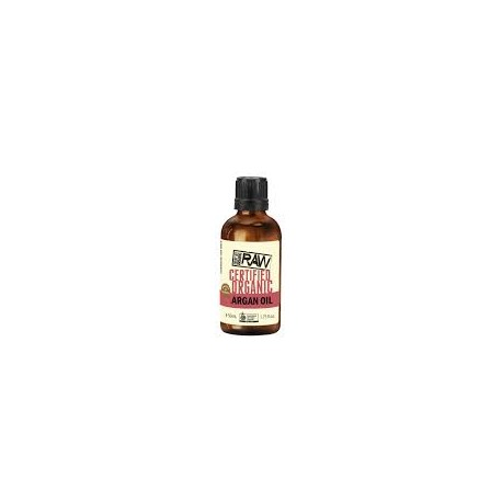 EVERY BIT ORGANIC RAW CERTIFIED ORGANIC ARGAN OIL 50ML