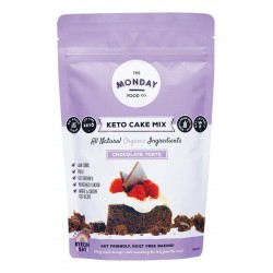 MONDAY FOOD CO KETO CAKE MIX CHOCOLATE TORTE 250G