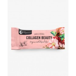 NUTRA ORGANICS COLLAGEN BEAUTY VANILLA BERRY 30G