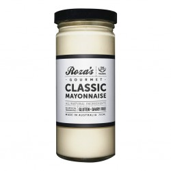 ROZAS GOURMET CLASSIC MAYONNAISE 240ML REFRIGERATED