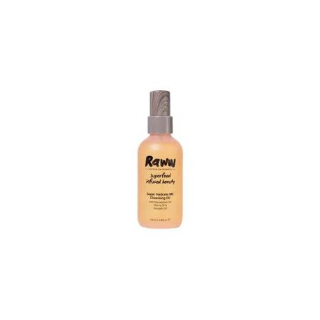RAWW SUPER HYDRATE ME CLEASNING OIL 100ML