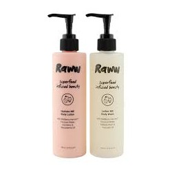 RAWW LATHER ME BODY WASH 250ML