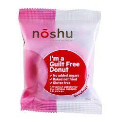 NOSHU STRAWBERRY DONUT 45G