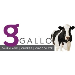 GALLO GOURMET DAIRY PRODUCE CRACKED PEPPER CHEESE 200G