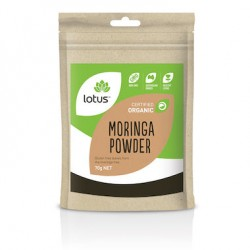 LOTUS MORINGA POWDER 70G