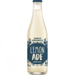 SIMPLE ORGANIC LEMONADE 330ML