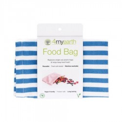 4MYEARTH FOOD BAG STRIPE