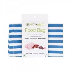 4MYEARTH FOOD BAG STRIPE