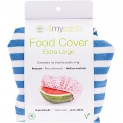 4MYEARTH EXTRA LARGE FOOD COVER STRIPE