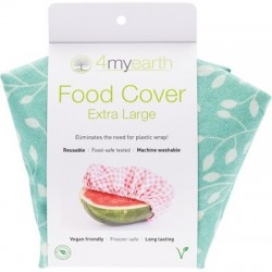 4MYEARTH EXTRA LARGE FOOD COVER LEAF