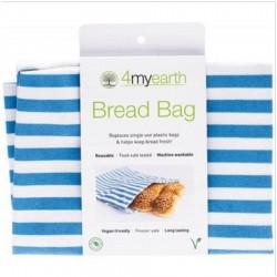 4MYEARTH BREAD BAG STRIPE