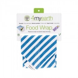 4MYEARTH FOOD WRAP STRIPE