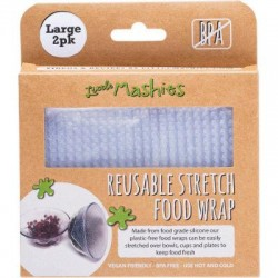 MASHIES FOOD WRAP 2PK