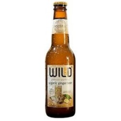 WILD ONE ORGANIC GINGER BEER 330ML