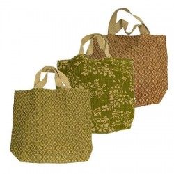 APPLE GREEN DUCK GROCER BAG 1PK