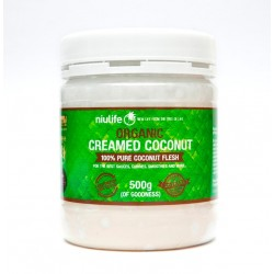 NIULIFE CREAMED COCONUT 500G