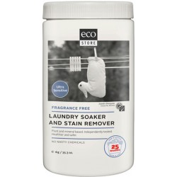 ECOSTORE LAUNDRY SOAKER & STAIN REMOVER 1KG