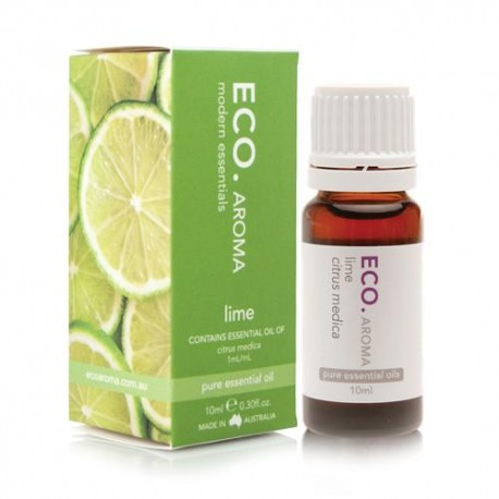 ECO AROMA LIME PURE ESSENTIAL OIL 10ML