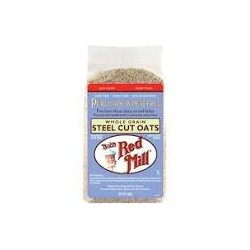 BOBS RED MILL WHEAT FREE STEEL CUT OATS 680G