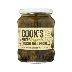 COOKS DILL PICKLES 680G