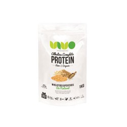 VIVO ALKALINE COMPLETE PROTEIN ALL NATURAL 1KG