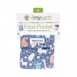 4MYEARTH FOOD POCKET ANIMALS