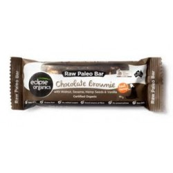 ECLIPSE ORGANICS PALEO BAR CHOCOLATE BROWNIE 45G