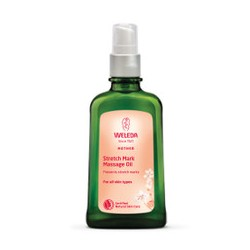 WELEDA STRETCH MARK MASSAGE OIL 100ML