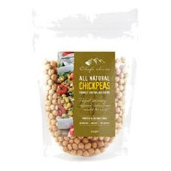 CHEFS CHOICE WHOLE DRIED CHICKPEAS 500G