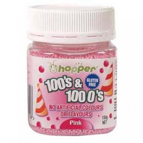 HOPPER 100'S & 1000'S PINK 150G