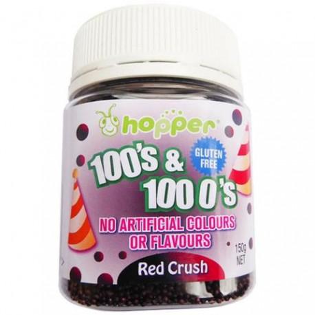 HOPPER 100'S & 1000'S RED CRUSH 150G