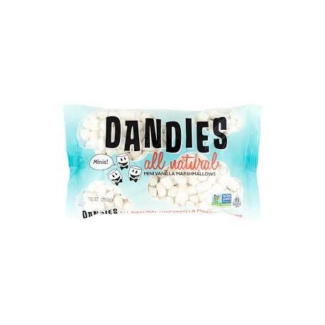 DANDIES VANILLA  MINI MARSHMALLOWS 283G