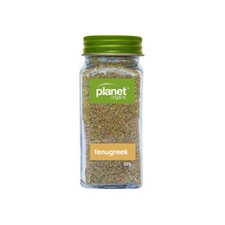 PLANET ORGANIC ORGANIC FENUGREEK 60G