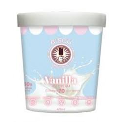 BISOU PROTEIN VANILLA ICE CREAM 475ML