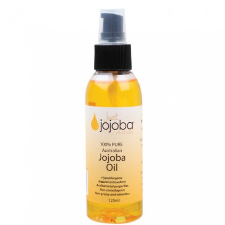 JUST JOJOBA OIL 125ML