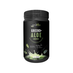 GOODMIX GREENS AND ALOE JUICE AND SMOOTHIE BOOSTER 80G