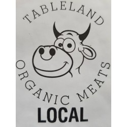 TABLELAND ORGANIC MEATS RUMP STEAK 800G