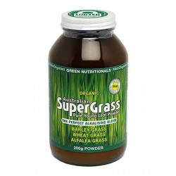 GREEN AUS SUPERGRASS 200G