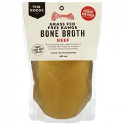 THE GOODS BONE BROTH BEEF 400ML