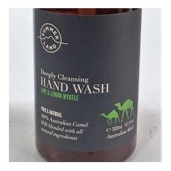 SUMMERLAND CAMEL MILK HAND WASH 300ML