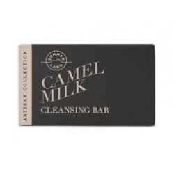SUMMERLAND CAMEL MILK CLEANSING BAR PEPPERMINT 100G