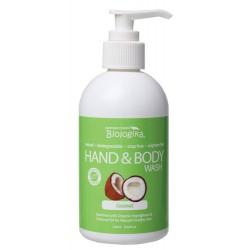 BIOLOGIKA HAND & BODY WASH COCONUT 250ML