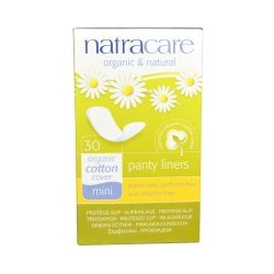 NATRA CARE MINI PANTY LINERS 30PK