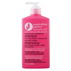 AUSTRALIAN NATIVE BOTANICALS STRENGTHENING SHAMPOO 500ML