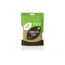LOTUS GRANULATED YEAST 100G